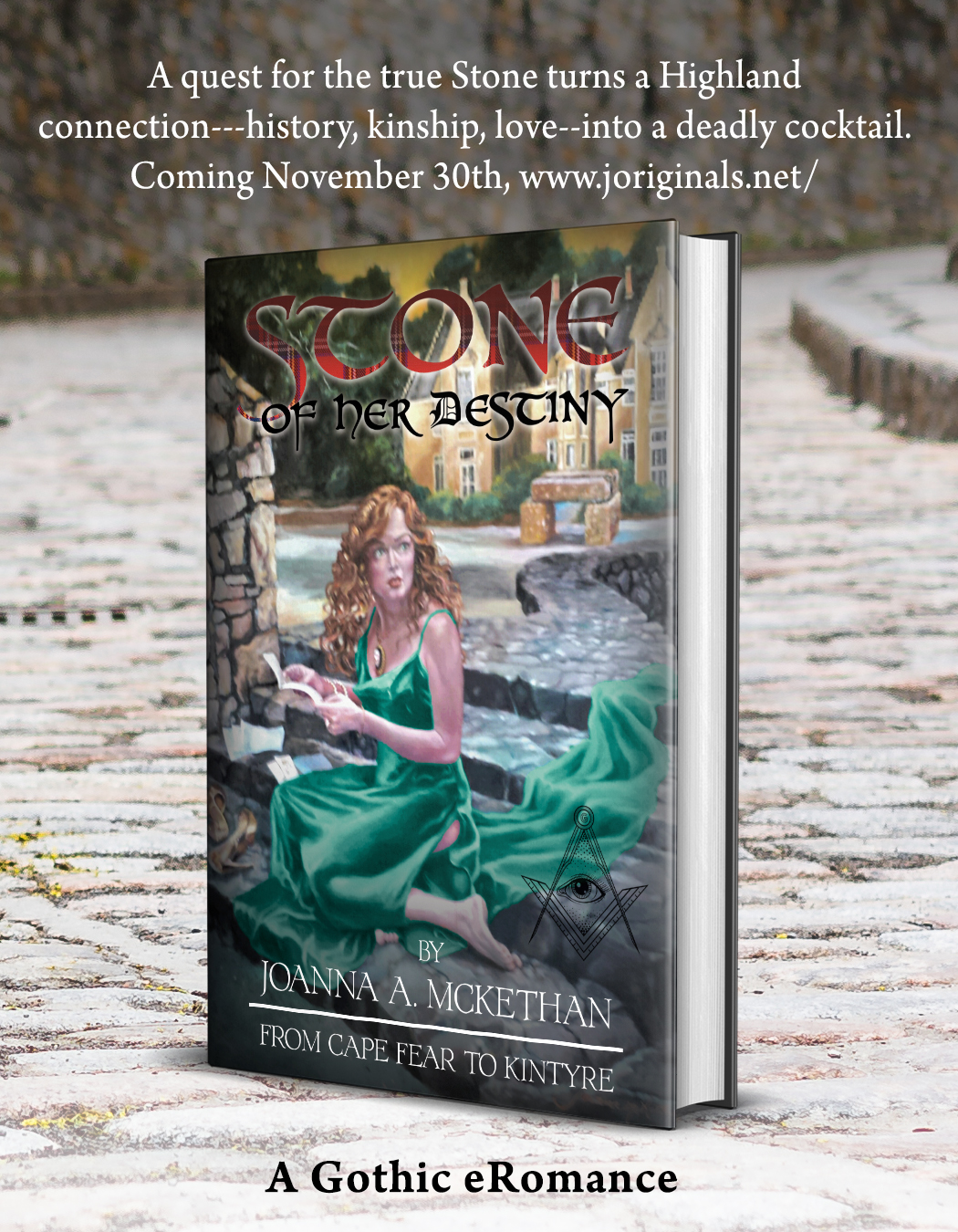 Stone of her Destiny - Coming November 30th